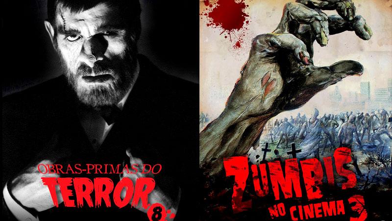NOVAS COLEÇÕES DE TERROR COM CARDS