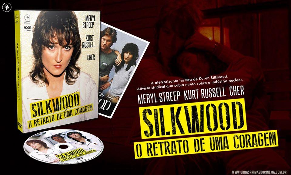 SILKWOOD – O RETRATO DE UMA CORAGEM (OBRAS-PRIMAS DO CINEMA) – 2001 Indica